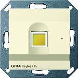 Gira 260701 Keyless In Fingerprint System 55, cremeweiß