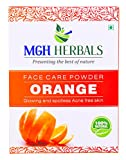 MGH Herbals 100% Natural Organic Orange Peel Powder for Face and Skin Care 100Gms