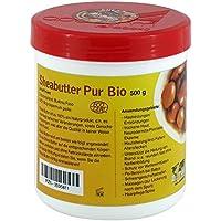 SHEABUTTER pur Bio unraffiniert 500 g preisvergleich bei billige-tabletten.eu