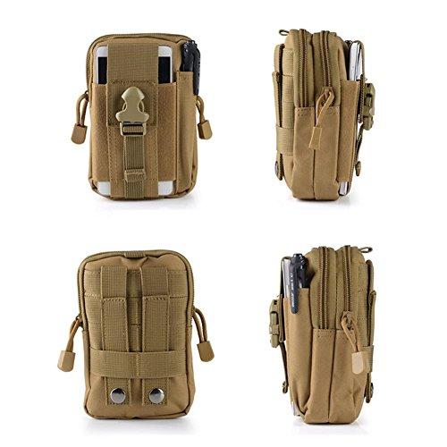 Kleine Volumen große Kapazität Handy-Tasche, wasserdicht Taille Tasche, Freizeit-Tasche, Multifunktions-Sport-Taille Tasche, Laufen, Taille Tasche B