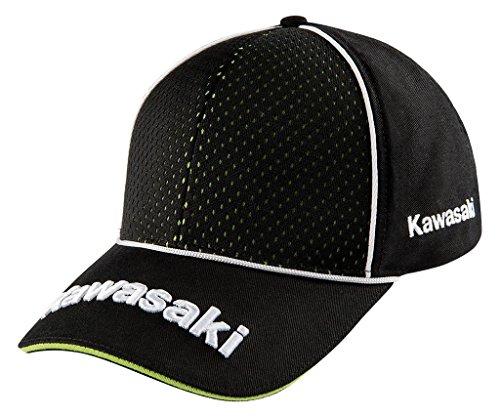 Kawasaki SPORTS CAP ! BASE CAP ! NEU ! schwarz grün one size