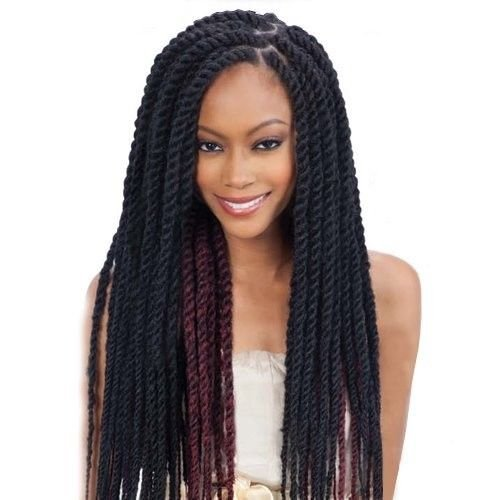 Freetress Equal Cuban Twist Braid 16 (env. 41 cm) de long