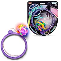 LED FLASHING SKIP BALL Ankle Skipping Kids Stocking Filler Toy UK by Lizzy®