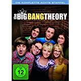 The Big Bang Theory - Die komplette achte Staffel
