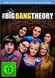 The Big Bang Theory - Die komplette achte Staffel [3 DVDs] -