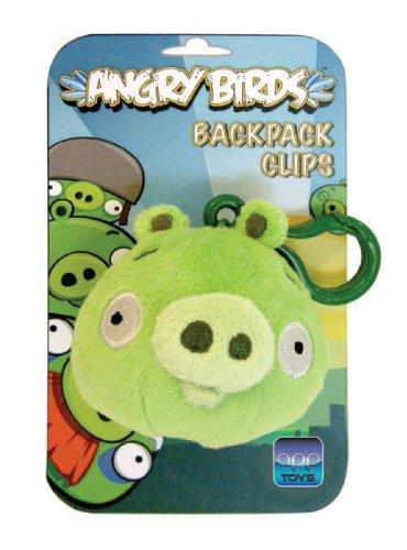Imagen 3 de Angry birds - 2261 - Peluche - Cerdo verde