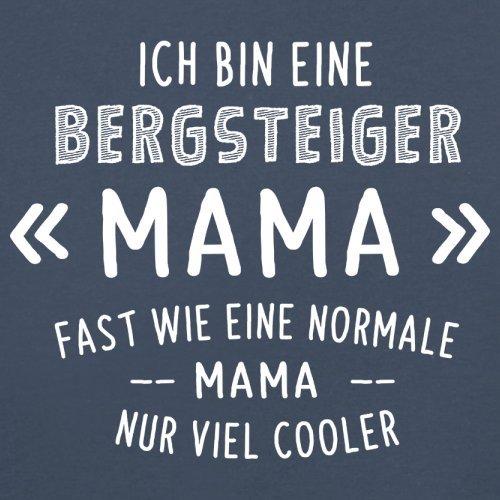 Ich bin eine Bergsteiger Mama - Herren T-Shirt - 13 Farben Navy