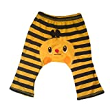 Baby - Toddler Trousers - Bumblebee and Stripes
