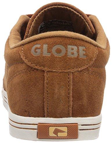 Globe Lighthouse-Slim Unisex-Erwachsene Sneakers Braun (toffee 16215)
