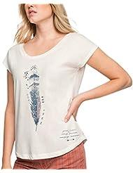 edc by Esprit Mit Print, Camiseta Para Mujer