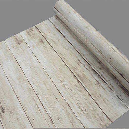 SimpleLife4U Hellbraun Holzmaserung Kontakt Papier Selbstklebend Regalen