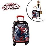 Maleta trolley de viaje con motivo de Spiderman (44 x 33 x 21 cm) – MARVEL 4322851 mws1565
