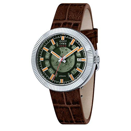 CCCP MONINO Leather Watch - CP-7025-03