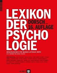 Dorsch - Lexikon der Psychologie