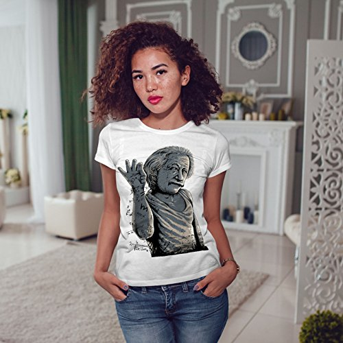 wellcoda Sel Bae Femme S-2XL T-Shirt Blanc