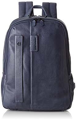 Piquadro Ca3869p15s Zaino, Unisex adulto, Blu