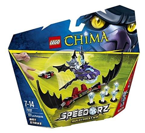 Lego - 301153 - 70137 Chima Assaut De