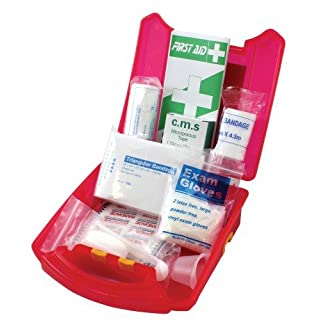 Brookstone Touring Large First Aid Travel Kit