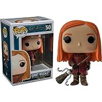 Funko Ginny Quidditch Robes Figurina de Vinillo...