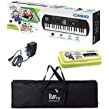 Sports Hub 1448 SA 78 Ninja Hattori Mini keyboard with Adapter & Blueberry Bag along with Stationery Box By Sports Hub 1448