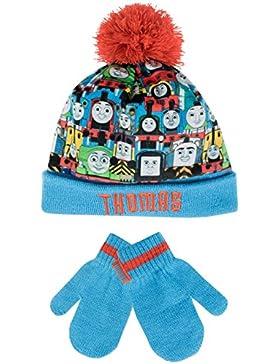 Thomas y sus amigos - Conjunto de gorro y guantes para niño - Thomas the Tank