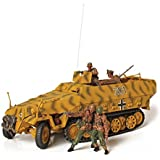 """Forces of Valor German Sd. Kfz. 251/1 Hanomag Panzer Division """"GroBdeutschland"""" Lithuania 1944 Vehicle, 1:32 Scale (japan import)"""