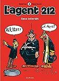 l agent 212 tome 3 sens interdit
