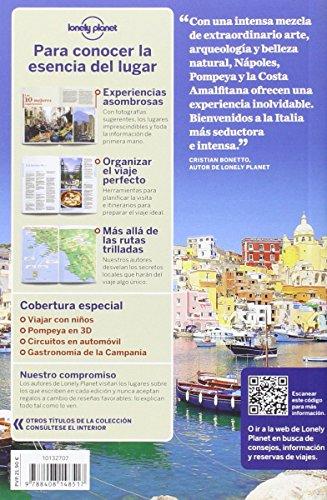 Nápoles, Pompeya y la Costa Amalfitana (Lonely Planet-Guías de Región) 1