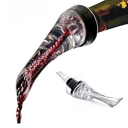 Cestlafit Wine Aerator Pourer - Belüftung Wine Pourer - Premium Wein Dekanter - Wein Belüfter...