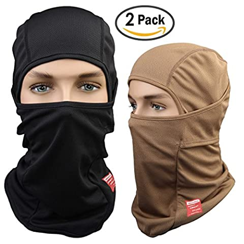 Dimples Excel Cagoules Balaclava Cyclisme Moto Motorcycle Tactical Ski Full
