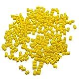Beadsnfashion Seed Bugles Beads Yellow (...