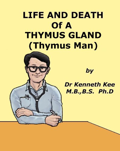 Life And Death of A Thymus Gland (Thymus Man) (A Simple Guide to Medical Conditions) (English Edition)