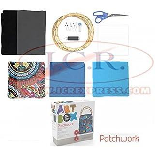 ArtBox Alpino Patchwork Henkeltasche, []