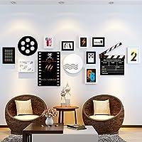 Marco de fotos Home @ Wall Combinación de la personalidad nórdica Foto de la combinación Pared