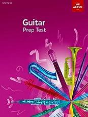 Guitar Prep Test 2019 (ABRSM Exam Pieces)