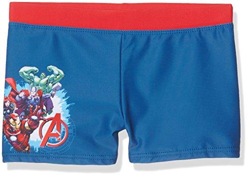 Marvel 15887forwardslash10AZ, Costume da Bagno Bambino, Blu (Bluette), 140 (Taglia Produttore:10)
