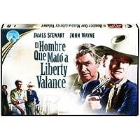 El Hombre Que Mató A Liberty Valance - Edición Horizontal