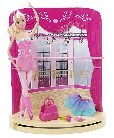 Barbie - Die verzauberten Ballettschuhe - Ballett Studio [UK Import]
