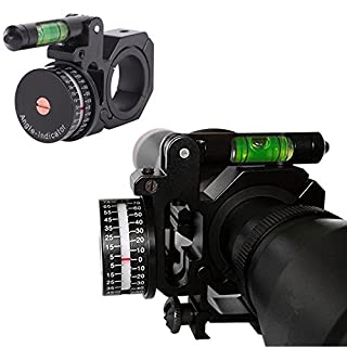 FIRECLUB Optics Bubble Rifle Scope Level, Fit 25.4mm and 30mm For Shooting And Hunting (Left)