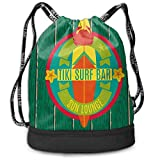 As a portable casual bag, it is extremely high value for money and is definitely your first choice. The bag has a drawstring housing for easy access to content. This sturdy, low-cost backpack is a great choice for everyday use. It is a great bag for ...