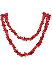 4acd4814ec5e Amazon.es  coral - Collares y colgantes   Bisutería barata  Joyería