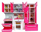 Toyshine Modern Kitchen Toy Set, Battery...