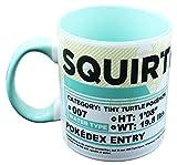 Pokèmon Pokedex Squirtle 20oz Ceramic Mug