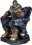 Sideshow Toys Nebensache 300434Sammlerstücke Marvel Athanasios auf Thron bozzetto