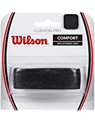 Wilson Cushion Pro REPL BK - Grip, color negro, talla única
