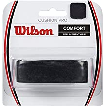 Wilson Cushion Pro REPL BK - Grip, color negro, talla única