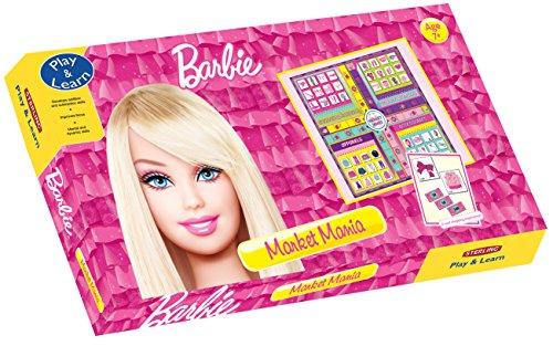 Sterling Market Mania - Barbie, Multi Color
