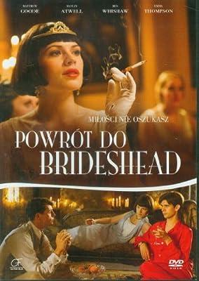 Wiedersehen mit Brideshead [DVD] [Region 2] (IMPORT) (Keine deutsche Version)