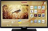 TELEFUNKEN C32F545A TV LED 81 cm 32 Pollici Classe energetica A A - E DVB-T2, DVB-C, DVB-S, Full HD, Smart TV,