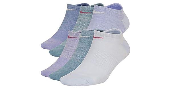 Nike Everyday Lot de 6 paires de chaussettes légères pour